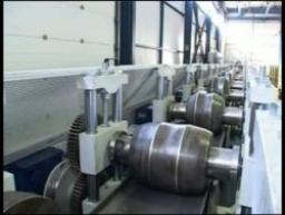 Профилировочные станки для производства металлических строительных профилей