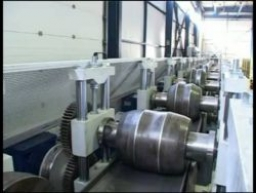 Buy Pro-tapering machines for production of metal construction profiles