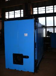 Купить Котел стальной водогрейный промышленный с горелкой КСВа-2.0 Мвт серии ВК-32