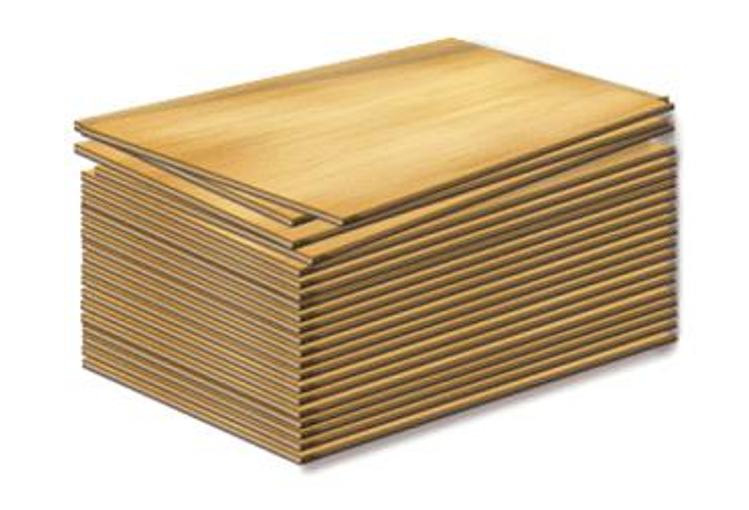 Купить Бакелитовая фанера ФБС 1, размер 2850х1250 мм, толщина 7 мм. Цена договорная.
