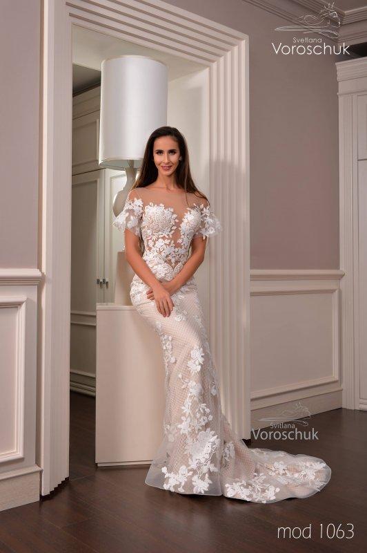 Wedding dress, model 1063