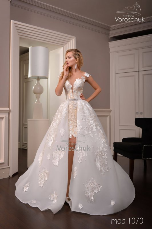 Wedding dress, model 1070