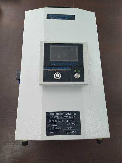 Купить Инверторный преобразователь SMART GVI 90V/300A с дистанционным пультом управления