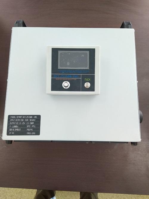 Buy Inverter converter SMART GVI 25V / 500A with remote control
