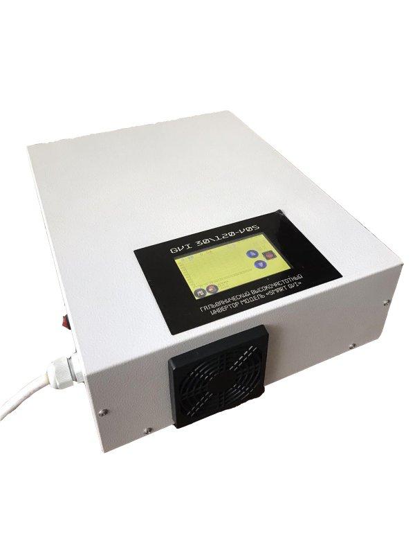Купити Інверторний перетворювач SMART GVI 30V / 120A