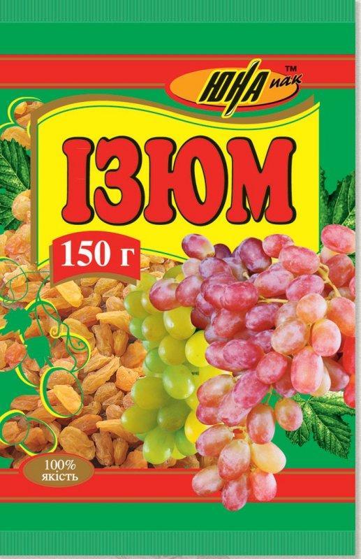 Купити Ізюм Юна 100гр