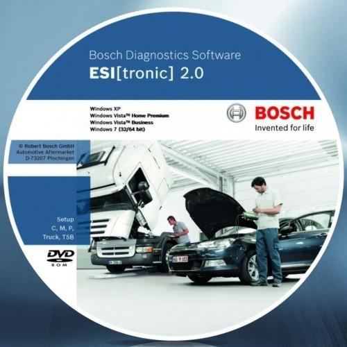Купить Программное обеспечение Bosch ESI[tronic] 2.0