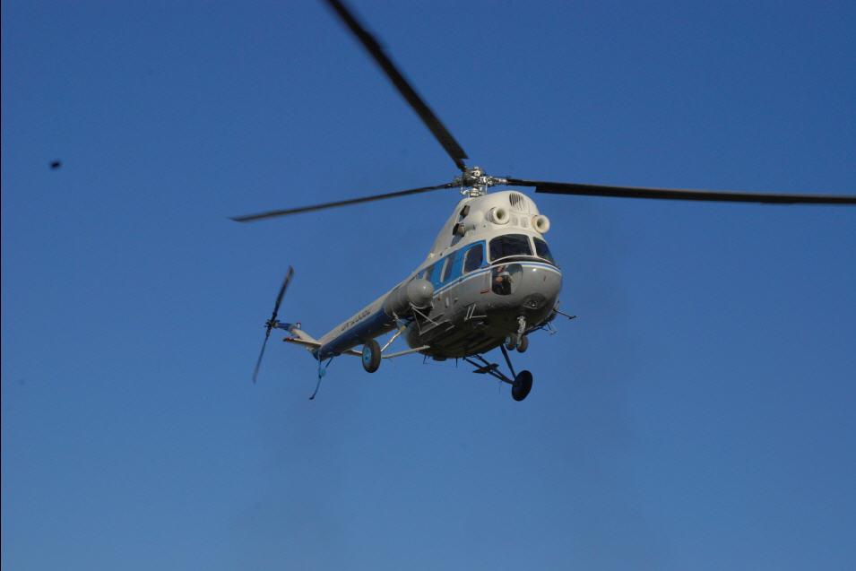 В волгограде 14 июля 2017 почему пролетел вертолет