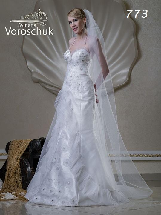 Весільна сукня, модель 773 РОЗПРОДАЖ