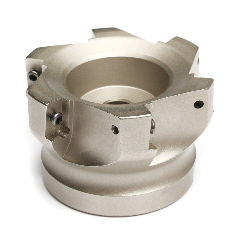 Купить Фреза торцевая BAP 400R 80-27-6T (диаметр фрезы 80 мм, посадка 27 мм)