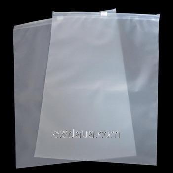 Пакет з застежкой ползунком 35 х 45 мм / 50 мкм