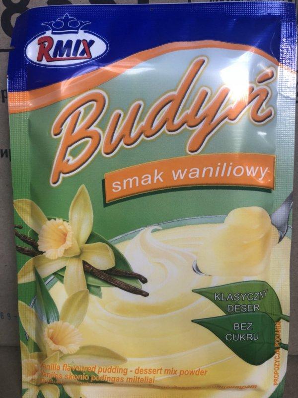 Buy Vanilla pudding Budun Rmix 41hr