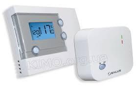 Купить Терморегулятор SALUS RT 500RF радіоуправляємий для бойлера та опалення..