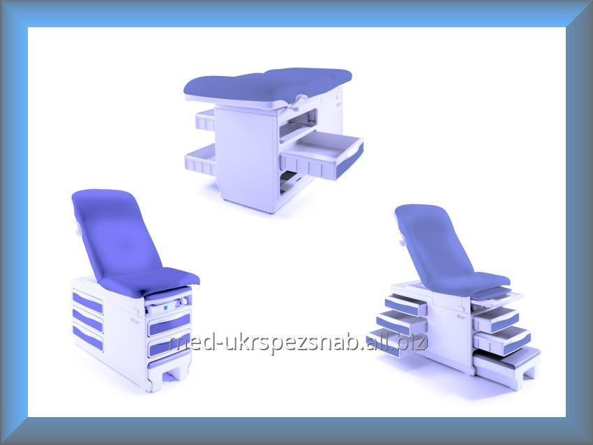 Купить Кресло смотровое диагностическое RITTER 204 Midmark