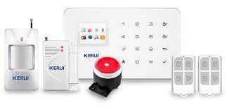 Купить Охранная GSM сигнализация kerui G18 Сигнализация для дома. KERUI G 18