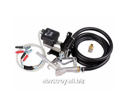 Купить Заправочный насос PIUSI Battery Kit Panther 24 V (комплект для перекачивания)