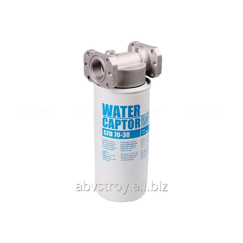 Купить Фильтр для топлива водоотделяющий 70 л/мин PIUSI Water Сaptor