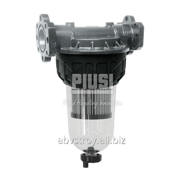 Купить Фильтр для топлива грязеотделяющий 100 л/мин Clear Captor