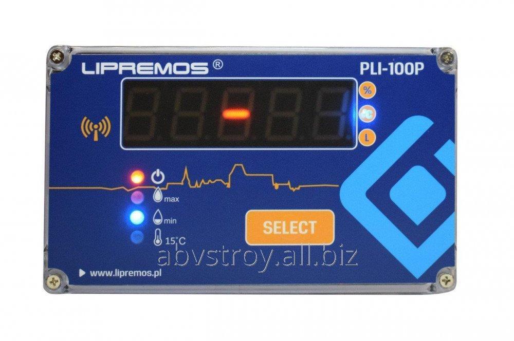 Купить Мини заправка Уровнемер LED GPRS online SWIMER PLI-100 (PL)