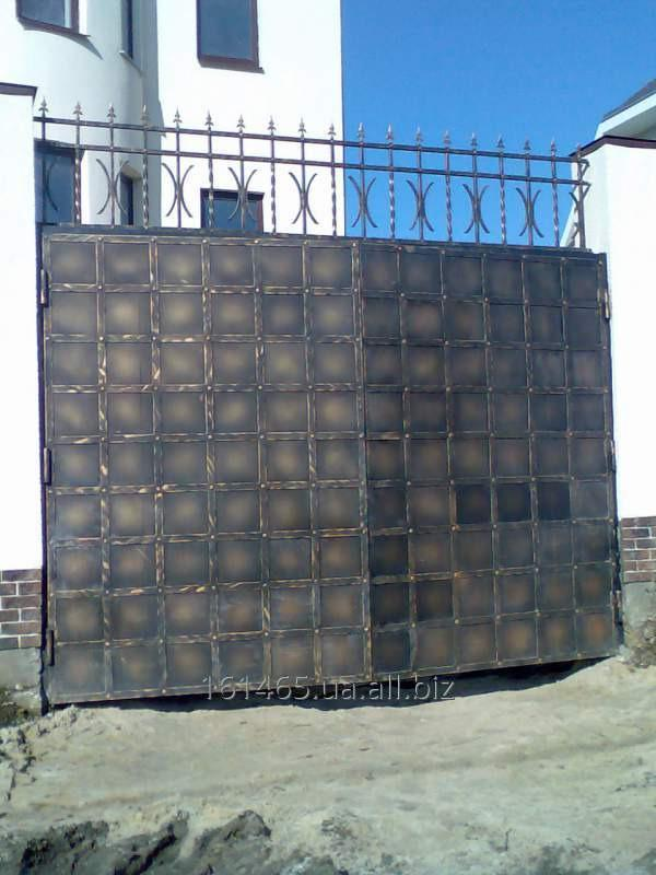 Buy Gate metal forged