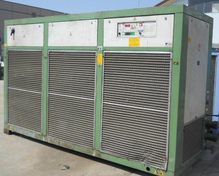 Чиллер б/у 115 кВт