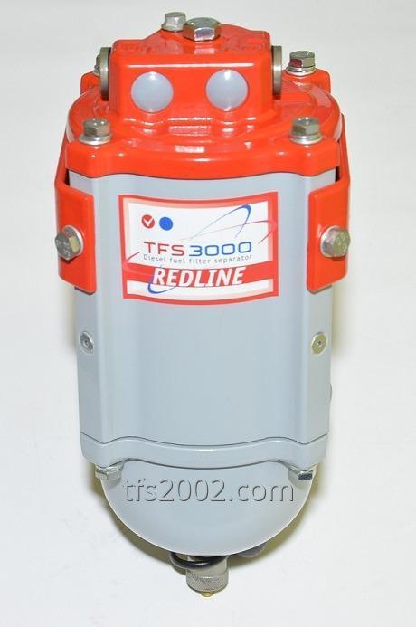 Фильтр-сепаратор дизельного топлива с подогревом ТФС-3000/05-12V Red Line