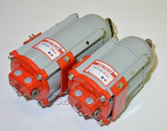 Комплексные системы сепарации и подогрева топлива ТФС-3000 Arctic 12V