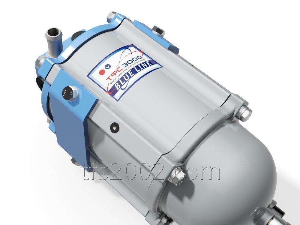 Фильтр-сепаратор дизельного топлива ТФС-3000/05 BLUELINE