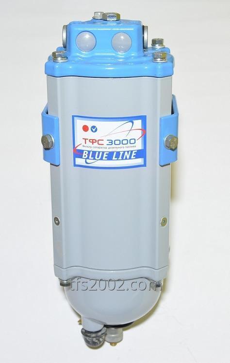 Фильтр-сепаратор дизельного топлива ТФС-3000/10 Blue Line
