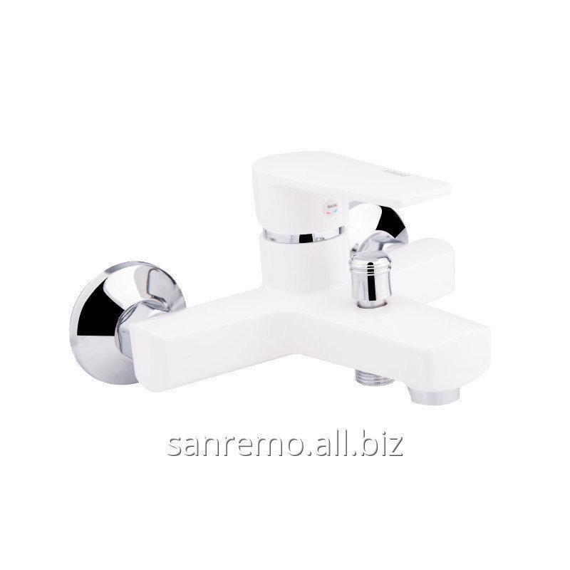 Купить Смеситель для ванны из термопластичного пластика SW Brinex 006 W
