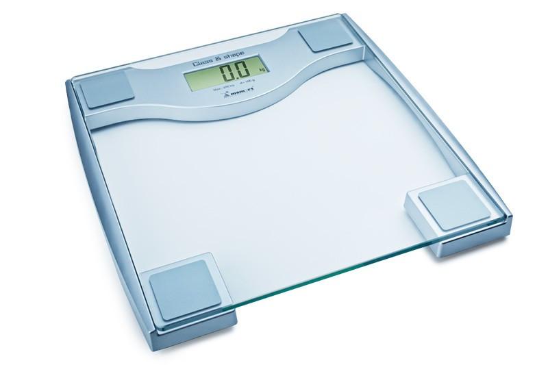 Купить Весы электронные на стеклянной платформе (Модель 5831)