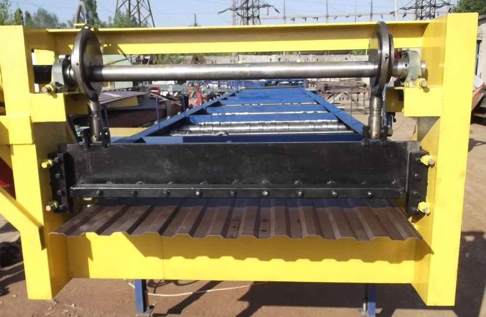 Купити Автоматична лінія для виробництва профнастила Т12