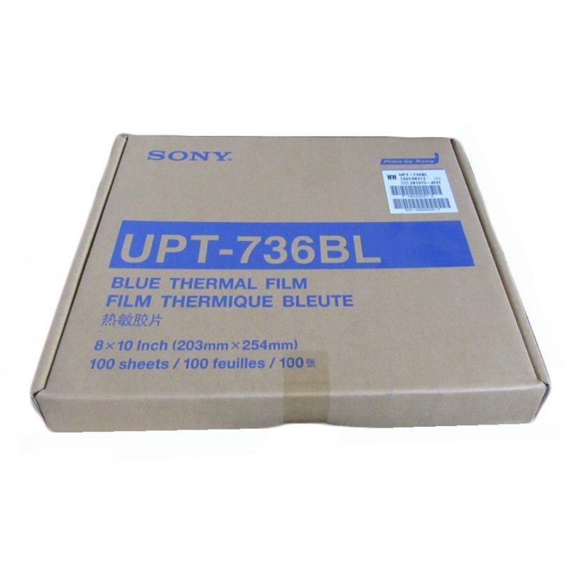 Бумага для видеопринтеров Sony UPT 736 BL