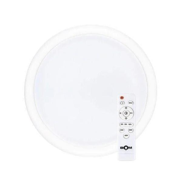 Купить Светильник светодиодный Biom SMART SML-R06-50 3000-6000K 50Вт с д/у