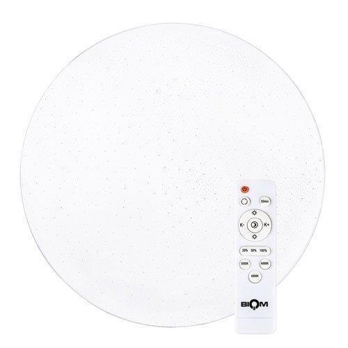 Купить Светильник светодиодный Biom SMART SML-R04-80 3000-6000K 80Вт с д/у