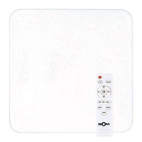 Светильник светодиодный Biom SMART SML-S01-90 3000-6000K 90Вт с д/у