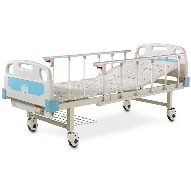 Реанимационная кровать, 2 секции, OSD-A132P-C