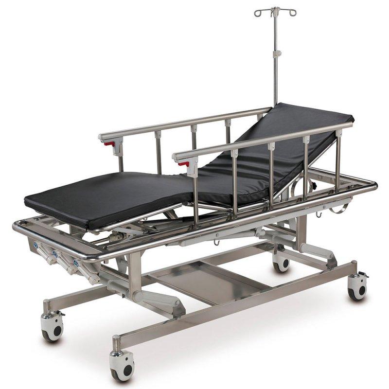 Купить Каталка для перемещения пациентов, 4 секции, OSD-A105B