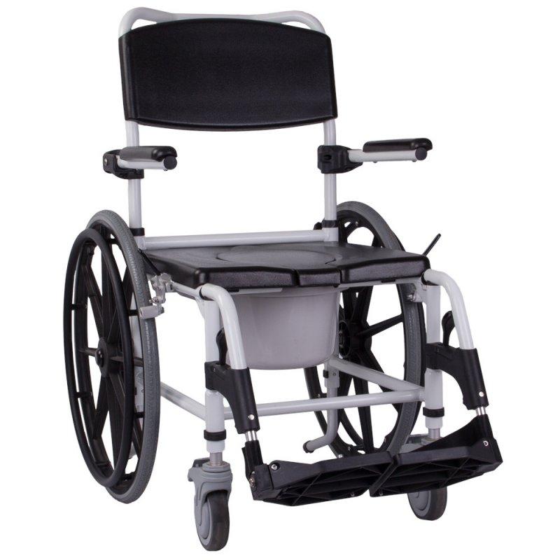 Кресло-каталка для душа и туалета Swinger OSD-2004101