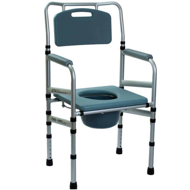 Купить Складной стул-туалет с мягким сиденьем OSD-LY901