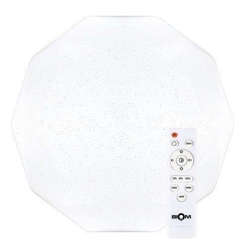 Светильник светодиодный Biom SMART SML-R05-50 3000-6000K 50Вт с д/у