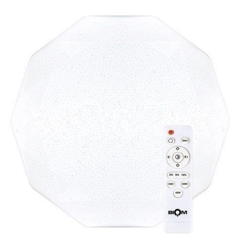Купить Светильник светодиодный Biom SMART SML-R05-80 3000-6000K 80Вт с д/у
