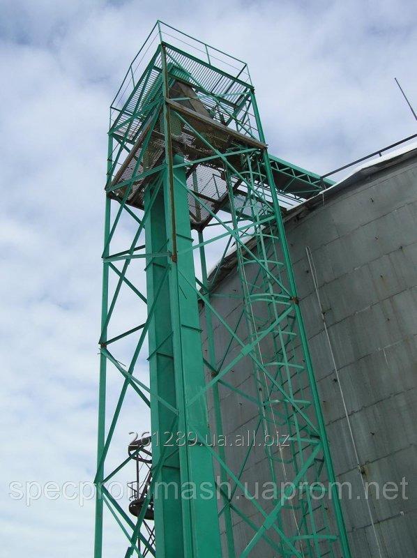 Купити Норія типу НЦ (від 3 до 175 тон / год, висота від 5 до 60 м)