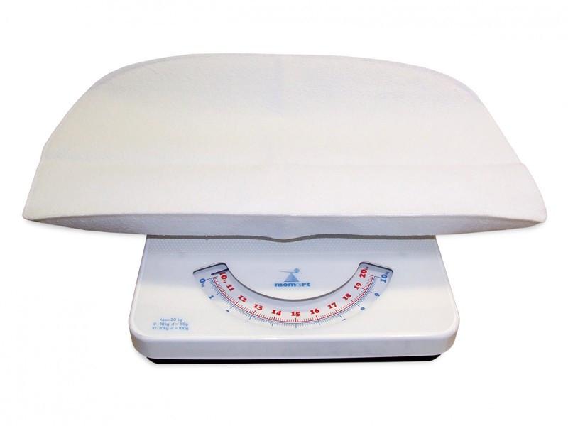 Весы механические для новорожденных и детей (Модель 6510) Momert