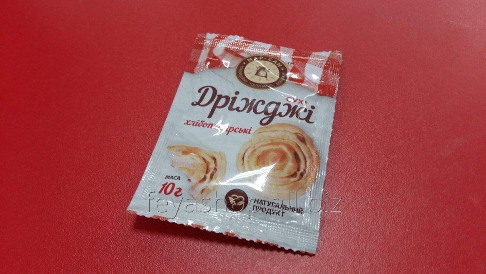 """Купить Дрожжи хлебопекарные сухие ТМ """"Мар Сан"""", 10 г"""