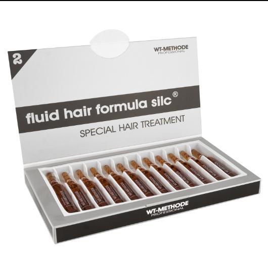 Купить Жидкий кератин для восстановления волос Формула Силк 12х10 мл