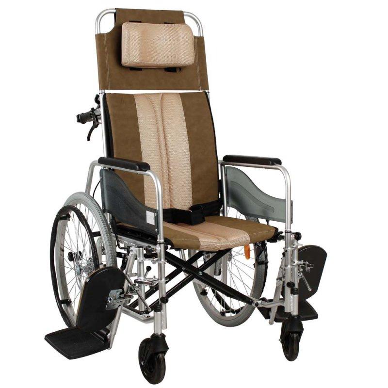 Многофункциональная коляска с высокой спинкой OSD