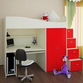 Купить Мебель для детских комнат