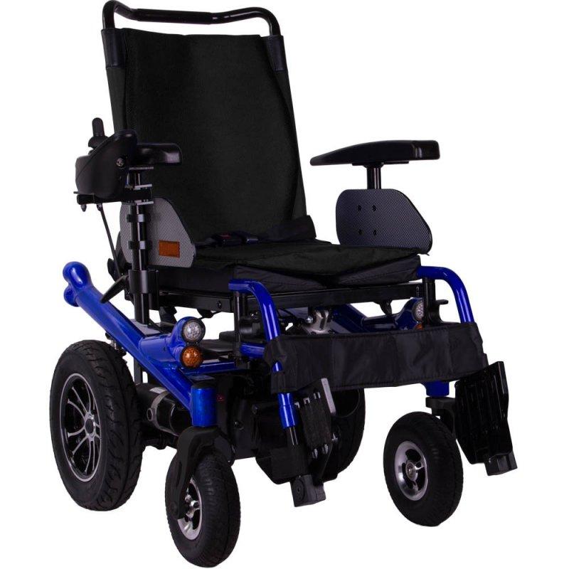 Инвалидная электроколяска с независимой подвеской RocketP OSD