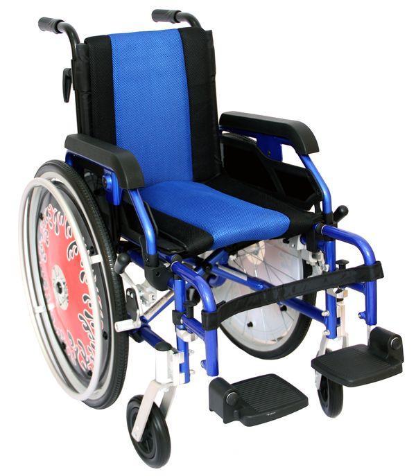 Детская инвалидная коляска «CHILD CHAIR» OSD